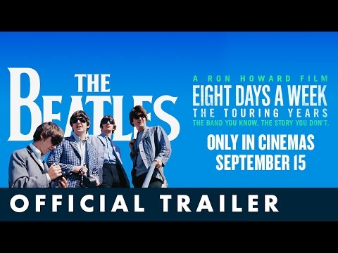 The Beatles - Eight days a week - Trailer UK