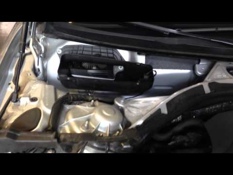 how to change cabin air filter 2014 audi a4