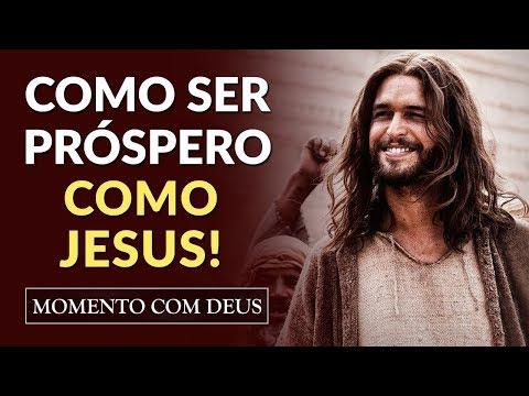 JESUS ERA RICO? O QUE A BÍBLIA DIZ SOBRE PROSPERIDADE? - #24 Momento com Deus
