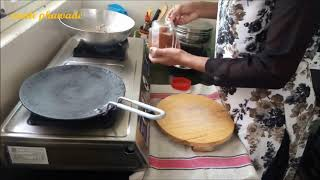 INDIAN WORKING WOMEN BUSY MORNING ROUTINE (2018) II BREAKFAST AND LUNCH PREPARATION II