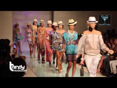 Blue Martini Brickell CAPSULA Fashion Show