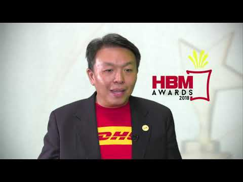 DHL delivers punchy key messages in media savvy package