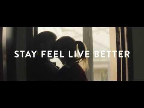 Stay, feel, live better