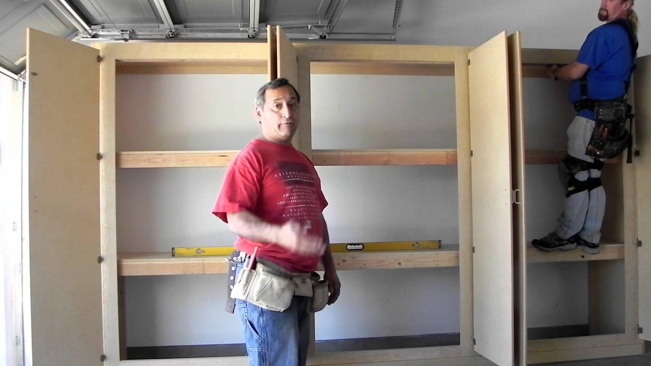 Manny S Organization Station Herculean Garage Storage