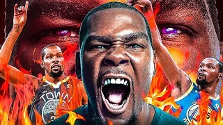 Kevin Durant - When He's on Fire! - 2018 Highlights