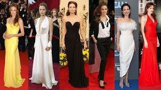 Angelina Jolie's most iconic looks