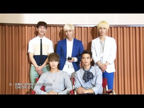 SHINee 샤이니_Green Rain (From MBC Drama