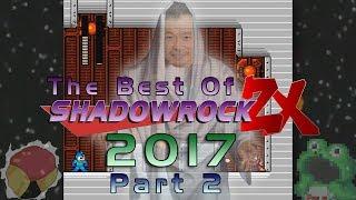 Best of ShadowRockZX 2017 - Part 2: Everything Else! (MMBN2, MMSF3, Mega Maker, MM11 Reveal & More)