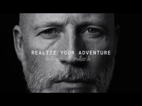REALIZE YOUR ADVENTURE: LASSE KJUS