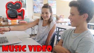 Watching Her Second Music Video 🎥 (WK 344.7) | Bratayley