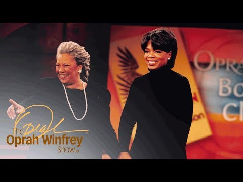 Toni Morrison Reflects on Her Powerful Turning Point as a Writer | The Oprah Winfrey Show | OWN
