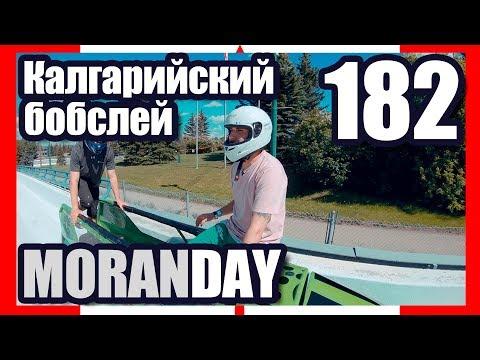 🇨🇦 Moran Day 182 — Калгарийский Бобслей