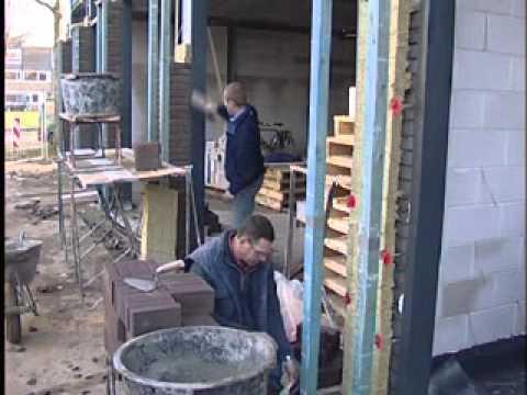 De bouw van M3 self-storage Haarlem