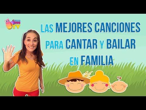 Caballito Blanco, El Patio de mi casa, El grillito Cri-cri-cri y muchas más canciones infantiles