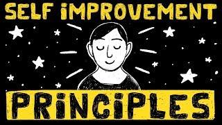 8 Simple Self Improvement Principles