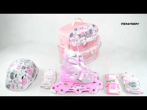 video Комплект Tempish Kitty Baby Skate (2020)