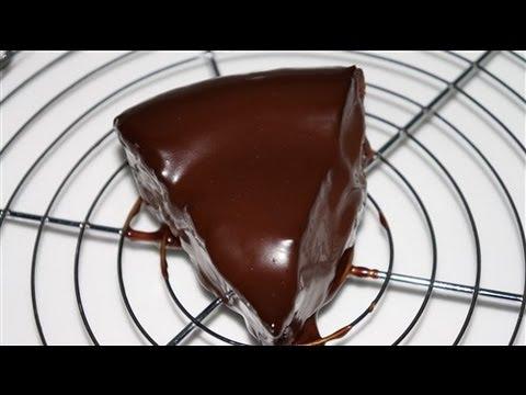 Recette facile et rapide du glaçage au chocolat ...