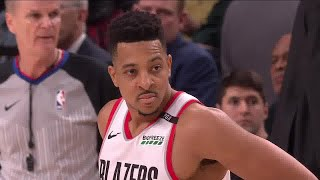 CJ McCollum All Game Actions 05/20/19 Warriors vs Blazers Game 4 Highlights