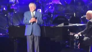 Billy Joel and Tony Bennett