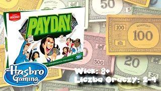Hasbro Gaming Polska - Jak grać w Payday