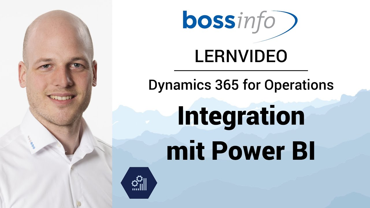 Microsoft Dynamics 365 for Operations – Integration mit Power BI