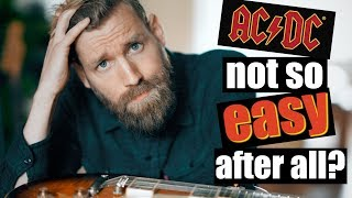 Why do so many play this riff wrong? #3 | AC/DC