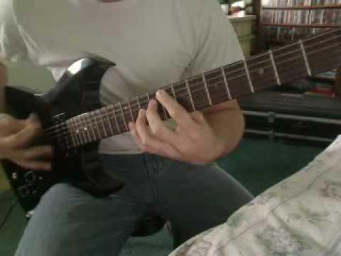 Godsmack - Forever Shamed (Guitar Cover)