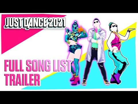 Just Dance 2021: Full Song List   Ubisoft [US]