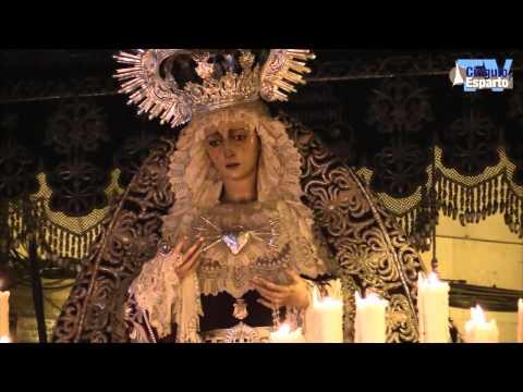 Procesión Extraordinaria de la Virgen de los Dolores de Huelva