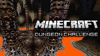 Minecraft: DUNGEON CHALLENGE! – Mini Game