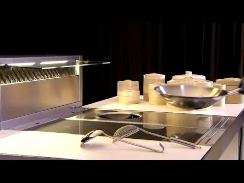 Andy Mannhart presents Livecookintable Wok Smart