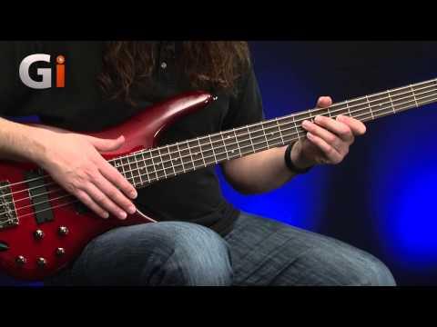 Ibanez SR375 Bass Guitar
