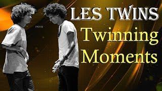 Les Twins | Twinning Moments