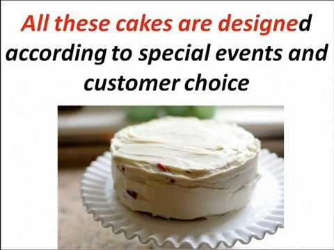 Online cake delivery services of CakenGifts.in