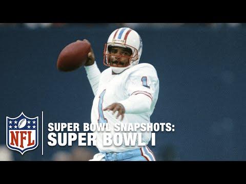 Super Bowl Snapshots: Warren Moon's First Super Bowl Memory | NFL