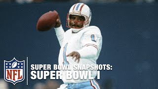 Super Bowl Snapshots: Warren Moon's First Super Bowl Memory | NFL