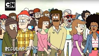 Regular Show | Creator's Picks with J.G. Quintel | Cartoon Network
