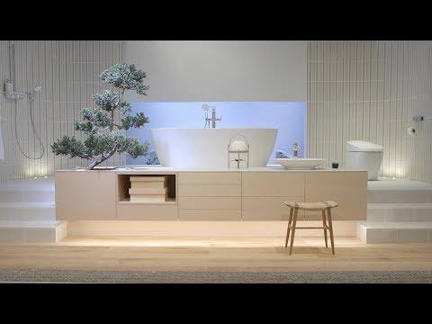 INAX's Rituals of Water exhibition at Milan design week | Design | Dezeen