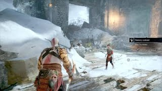 God of War- The path to the mountain ,New enemys cant stop us