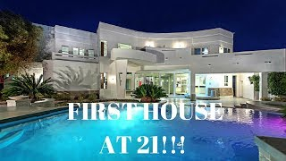 REVEALING MY NEW HOUSE!
