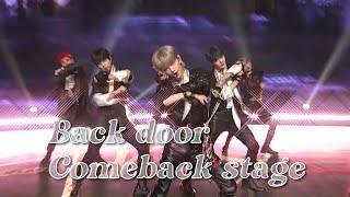 Stray Kids (스트레이키즈) - Back Door Comeback Stage 200914