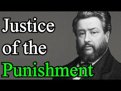 Unimpeachable Justice - Charles Spurgeon Sermons