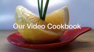 קישוטי מטבח – לימון