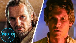 Top 10 Best Unscripted Star Wars Moments