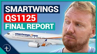 Flying across Europe with a BROKEN engine! Smartwings 1125