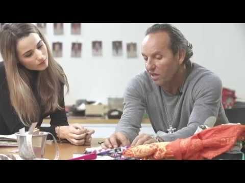 El Atelier de Custo Barcelona: Con Sylvia Salas