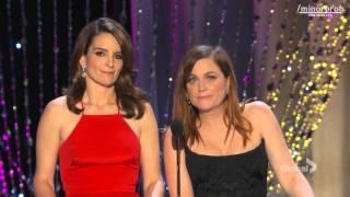 Tina Fey & Amy Poehler honor Carol Burnett (Korean sub)