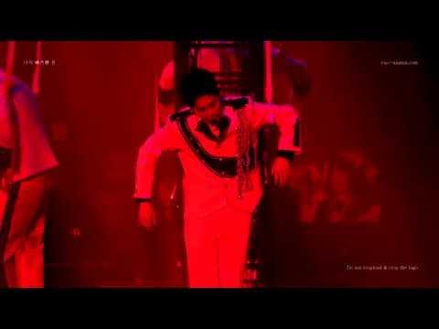 180607 엑소 첸백시 MAGICAL CIRCUS in Osaka opening 'KING AND QUEEN' xiumin 시우민 focus