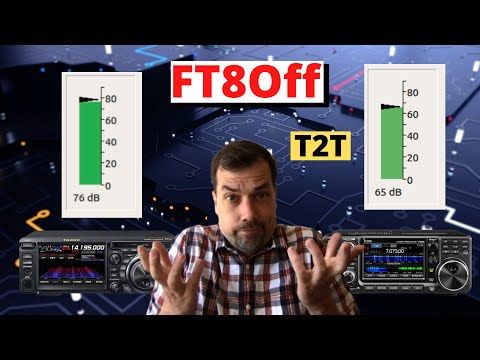 FT8Off - Will It Blend?