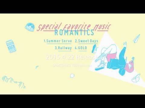 "Special Favorite Music 2nd EP ""ROMANTICS"